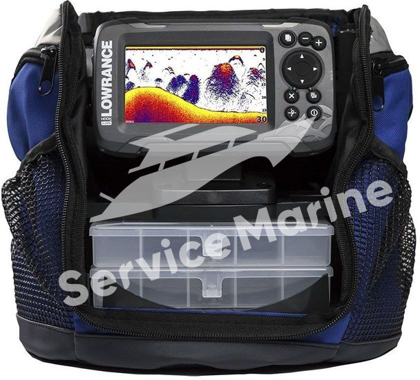 Эхолот Lowrance Hook2-4X All Season Pack (EU)